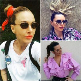 Spring Hair: Πέντε ελληνίδες celebrities σας δίνουν ιδέες για τα χτενίσματα της Πρωτομαγιάς