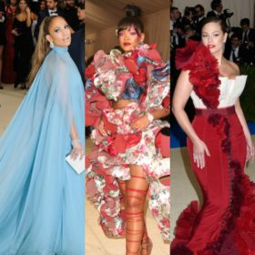 MET Gala 2017: Δείτε τι φόρεσαν 100 celebrities στα «Oscars» της μόδας
