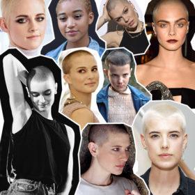 Buzz cut: Οι celebrities που ξύρισαν το κεφάλι τους και απέδειξαν πως τα μακριά μαλλιά δεν είναι απαραίτητα για να δείχνουν όμορφες