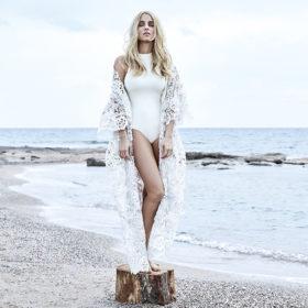 Δούκισσα Νομικού: Αυτό τρώει στην παραλία και δεν παχαίνει