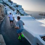 Running_Santorini Experience by Elias Lefas