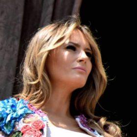 Melania Trump: Φόρεσε ένα παλτό που κοστίζει παραπάνω από 50.000 δολάρια