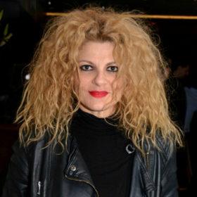 Back to Black: Δείτε την μεγάλη αλλαγή στα μαλλιά της Τάνιας Τρύπη
