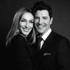 Παντρεύτηκαν Σάκης Ρουβάς-Κάτια Ζυγούλη: Όλες οι λεπτομέρειες και η πρώτη φωτογραφία της νύφης