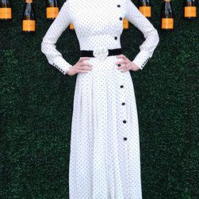 Η Nicole Kidman με Alessandra Rich