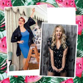 Σάββατο 10/06: Η Κατερίνα Ζαρίφη μας δείχνει γιατί η θηλυκότητα θέλει καμπύλες και η Τζένη Μελιτά μας πηγαίνει την πιο cool βόλτα μέχρι το LA στο Summer Fashion! Summer Beauty! @ The Mall Athens