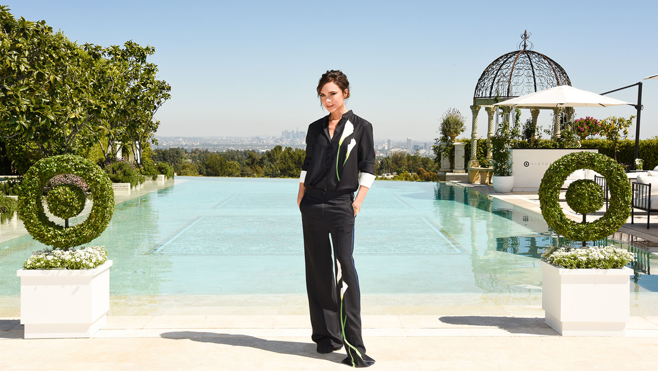 Victoria Beckham for Target: Launch Event