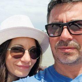 Η Μάρω Λύτρα παντρεύτηκε: Δείτε φωτογραφίες από το γάμο της 46χρονης
