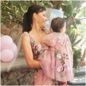Σίσσυ Φειδά: Δείτε videos από τη βάφτιση της κόρης της και φωτογραφίες από την διακόσμηση