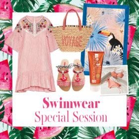 Τετάρτη 21/06: O fashion editor του InStyle σας δίνει τα τέλεια tips με βάση τα πιο stylish swimwear στο Summer Fashion! Summer Beauty! @ The Mall Athens