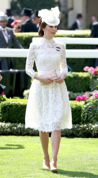 kate middleton, look of the day, mosaic