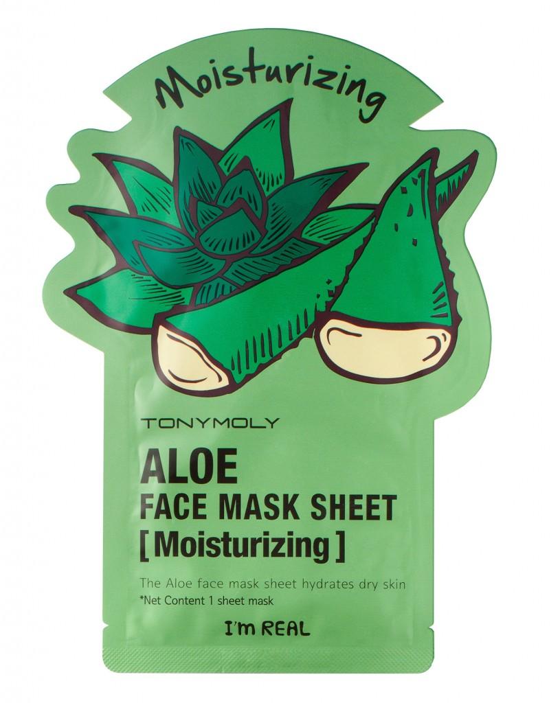 I Am Real Mask Sheet tonymoly