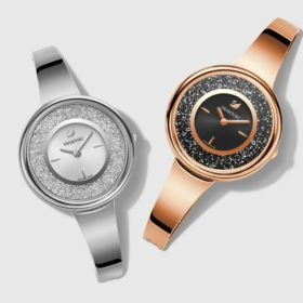 Τα νέα ρολόγια της Swarovski είναι το όνειρο κάθε γυναίκας