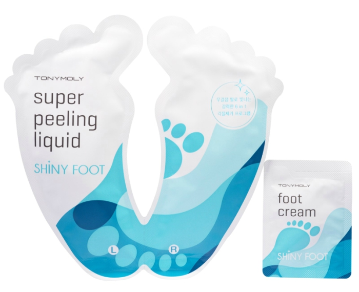 Shiny Foot Super Peeling Mask