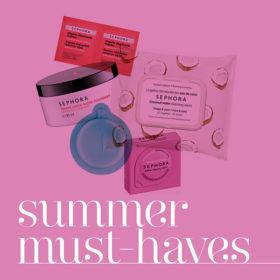 Beauty Essentials: Τα «έξυπνα» προϊόντα που πρέπει να έχετε στο νεσεσέρ σας στις διακοπές