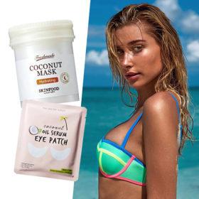 Summer Beauty Routine: Τα προϊόντα με καρύδα που θα λατρέψει η επιδερμίδα σας