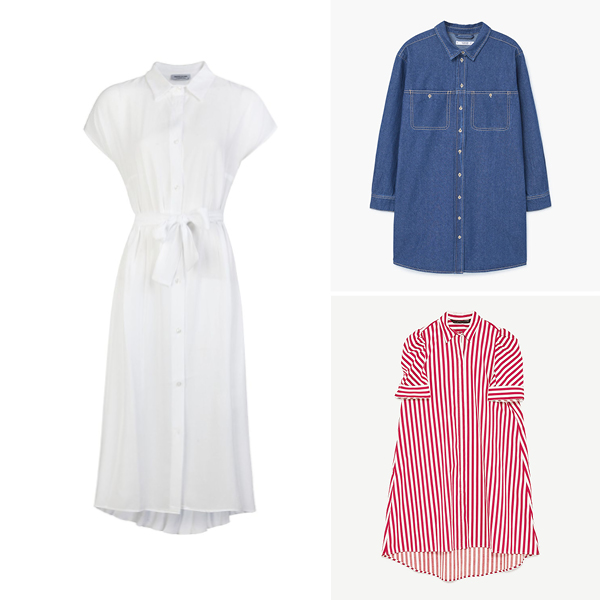 shirt dresses homepage image