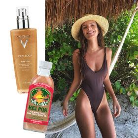 Summer Essentials: Λάδια σώματος με glitter για να έχετε την πιο σέξι επιδερμίδα στις διακοπές