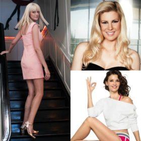 Σαν μοντέλα! Αυτές είναι οι πιο ψηλές ελληνίδες celebrities