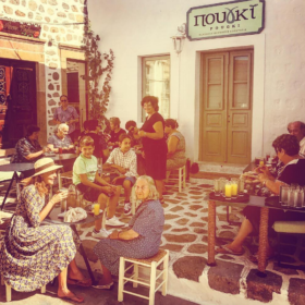 Δείτε το album των διακοπών της Τζένης Μπαλατσινού με τα παιδιά της