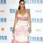 "Stars attend the ""Valerian"" premiere in Paris, France. Pictured: Rihanna Ref: SPL1544676 250717 Picture by: Starface / Splash News Splash News and Pictures Los Angeles: 310-821-2666 New York: 212-619-2666 London: 870-934-2666 photodesk@splashnews.com"