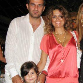 Δείτε πόσο έχει μεγαλώσει και πόσο όμορφη έχει γίνει η κόρη του Βασίλη Νομικού και της Μάριον Μιχελιδάκη