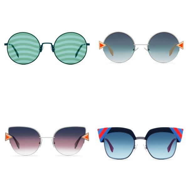 55d1e958ec Αυτά τα γυαλιά είναι Fendi και δεν πρέπει να λείπουν από τη συλλογή ...