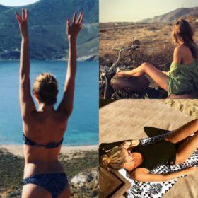 Αμαλία Κωστοπούλου: Δέκα λόγοι για να ακολουθήσετε την 20χρονη κόρη του Πέτρου Κωστόπουλου στο Instagram