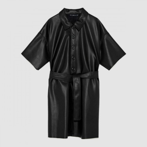 zara, shirt dress, homepage image