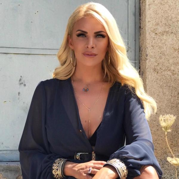 katerina kainourgiou, homepage, το νέο look της Κατερίνας Καινούργιου