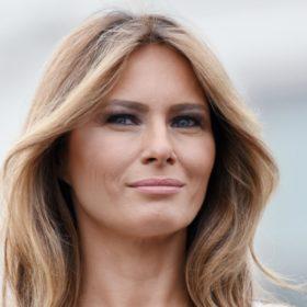 Η Melania Trump φόρεσε ελληνίδα σχεδιάστρια