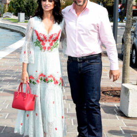Η Penelope Cruz με Temperley London