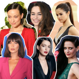 Dark Hair, Don't Care: 10 celebrities με υπέροχα καστανά μαλλιά