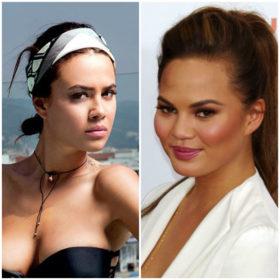 Είναι η Πηνελόπη Πλάκα η Ελληνίδα Chrissy Teigen;