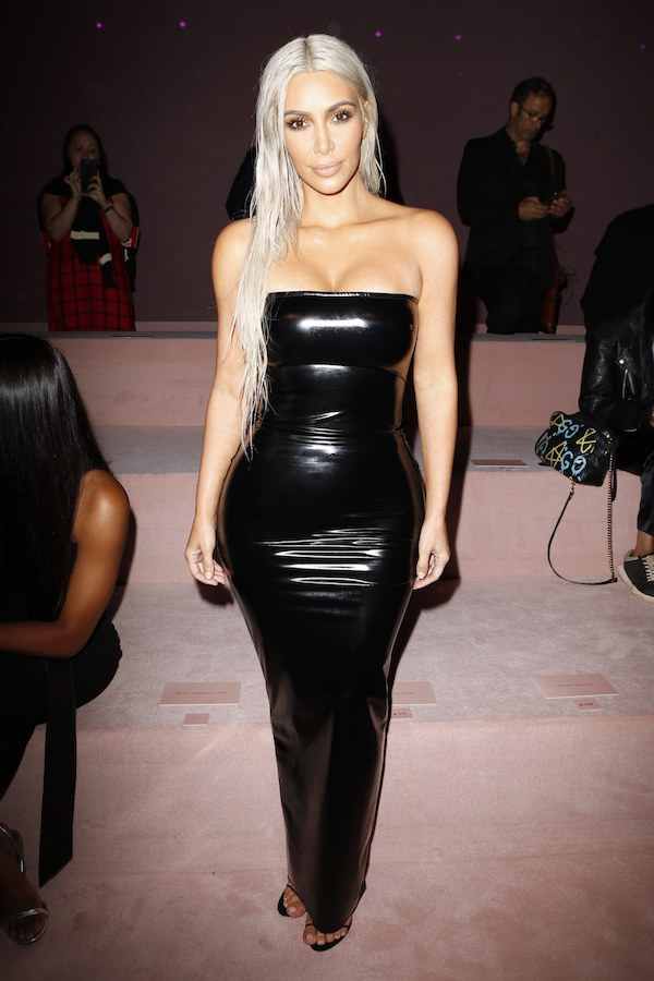 Celebrity at the Tom Ford Fashion Show during New York Fashion Week in New York City, New York, USA. Pictured: Kim Kardashian West Ref: SPL1570669 060917 Picture by: Newspictures / Splash News Splash News and Pictures Los Angeles: 310-821-2666 New York: 212-619-2666 London: 870-934-2666 photodesk@splashnews.com