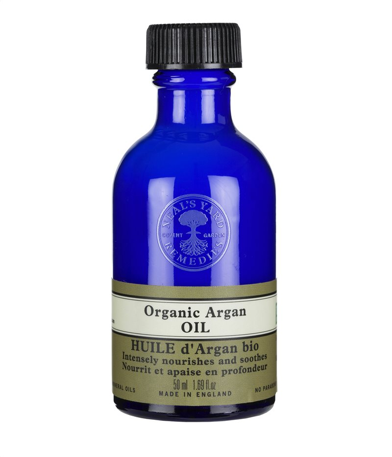 ORGANIC ARGAN OIL NEAL'S YARD REMEDIES