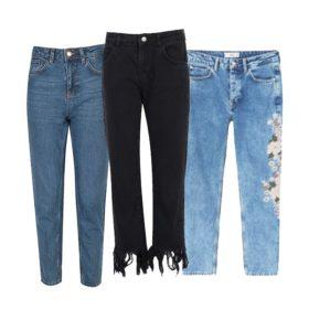Shop it! Βρήκαμε τα πιο ωραία jeans για τη νέα σεζόν