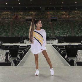 Η Ariana Grande είναι το νέο πρόσωπο της Reebok
