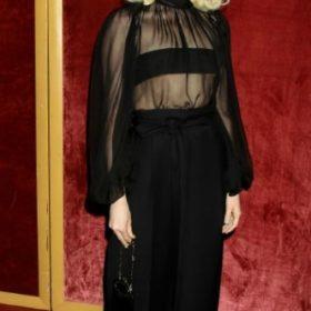 Η Emma Stone με Valentino