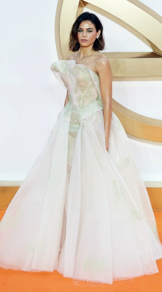 Jenna Dewan-Tatum, look of the day, mosaic