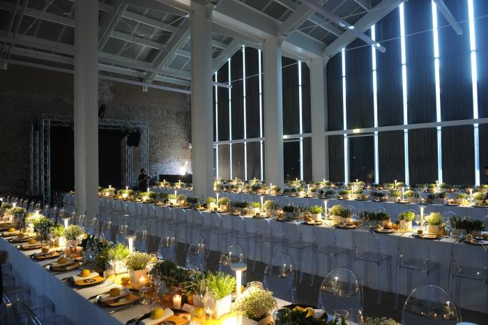 Ιταλική φινέτσα και μεσογειακή ζεστασιά στην art de la table.