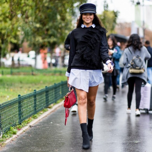 streetstyle paris, homepage image
