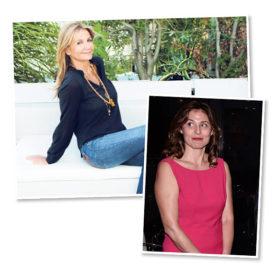 Μπέττυ Μπαζιάνα ή Μαρέβα Γκραμπόφσκι; Εσείς ποια πιστεύετε ότι κάνει πιο σέξι εμφανίσεις;
