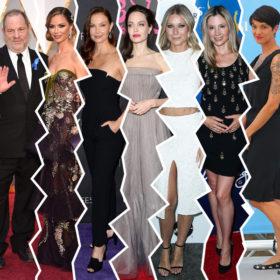 Και η Angelina Jolie κατήγγειλε σεξουαλική παρενόχληση: Το χρονικό του μεγαλύτερου σεξουαλικού σκανδάλου του Hollywood