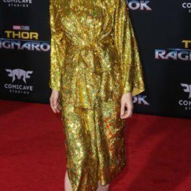 Η Cate Blanchett με Gucci