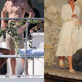 Ποιος πασίγνωστος (και κούκλος) ηθοποιός μόλις παντρεύτηκε σε νησί;