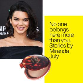 H Kendall Jenner μιλάει για την Ελλάδα (και όλα όσα αγαπάει αυτό το διάστημα)