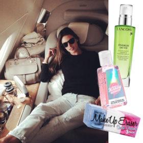 Travel Beauty: Τα must-have καλλυντικά που μπορείτε να πάρετε στο αεροπλάνο