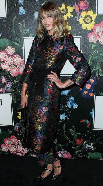 jamie king, mosaic, look of the day