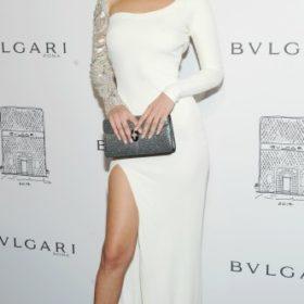 H Bella Hadid μεRoberto Cavalli